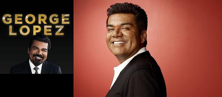 George Lopez at Paramount Theater