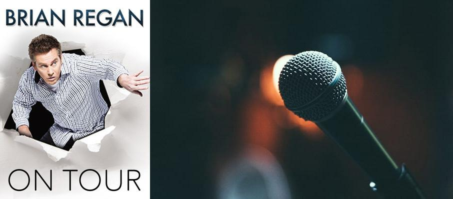 Brian Regan at Paramount Theater
