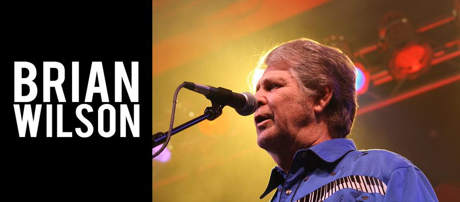 Brian Wilson at Paramount Theater
