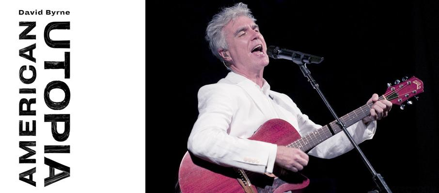 David Byrne at Red Rocks Amphitheatre