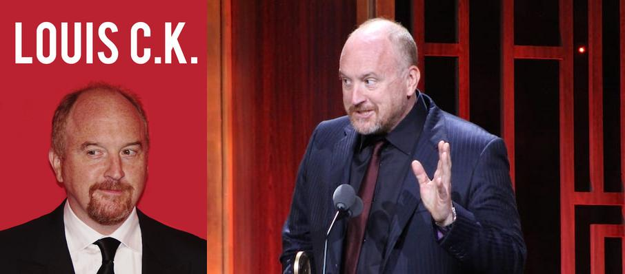 Louis C.K. at Bellco Theatre