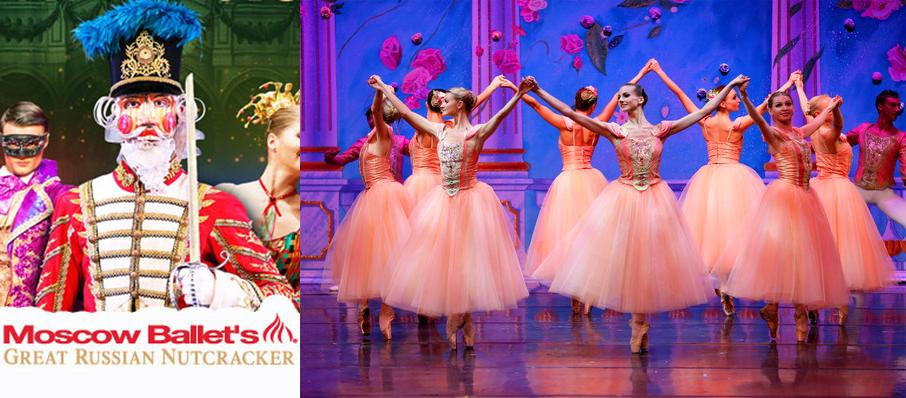Moscow Ballet's Great Russian Nutcracker at Paramount Theater