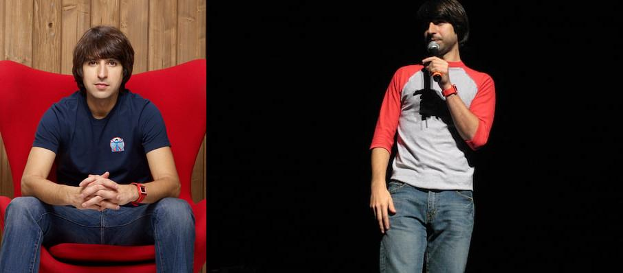 Demetri Martin at Paramount Theater