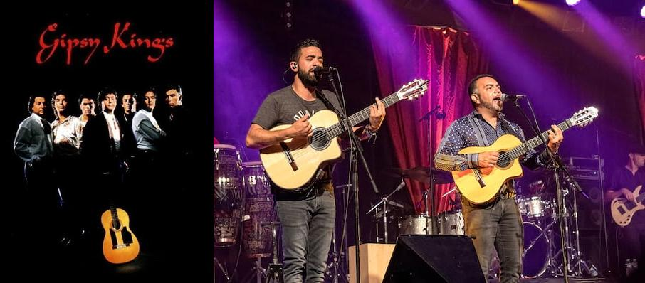 Gipsy Kings at Denver Botanic Gardens