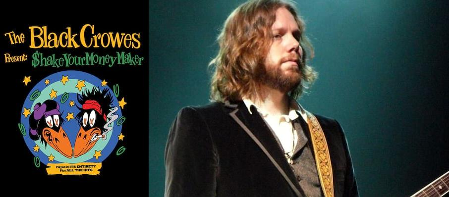 Black Crowes at Red Rocks Amphitheatre