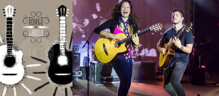Rodrigo Y Gabriela at Boulder Theater
