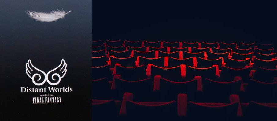 Distant Worlds: Music From Final Fantasy at Boettcher Concert Hall