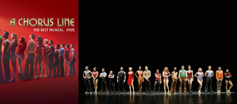 A Chorus Line at Union Colony Civic Theater