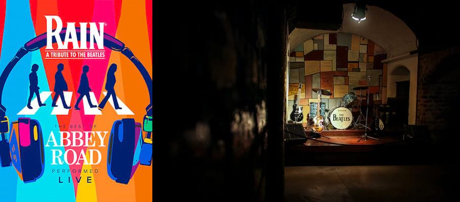 Rain - A Tribute to the Beatles at Ellie Caulkins Opera House