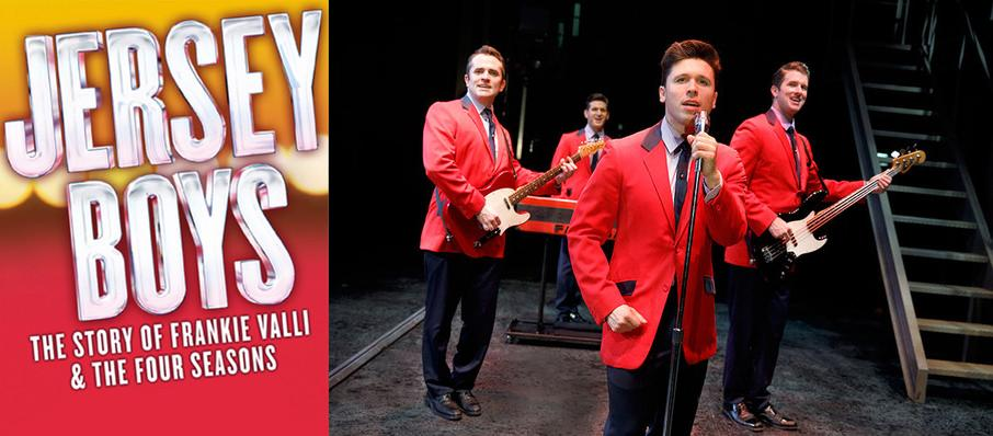 Jersey Boys at Buell Theater