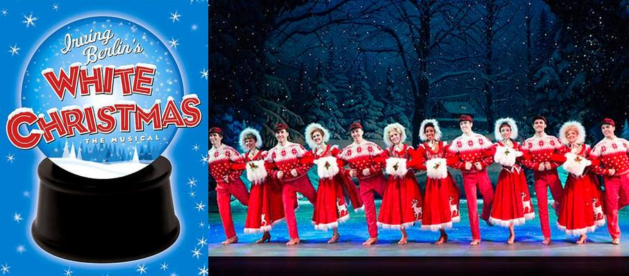 Irving Berlin's White Christmas at Buell Theater