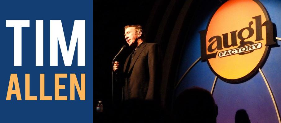 Tim Allen at Bellco Theatre