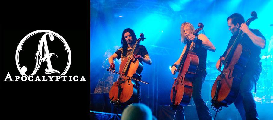 Apocalyptica at Paramount Theater