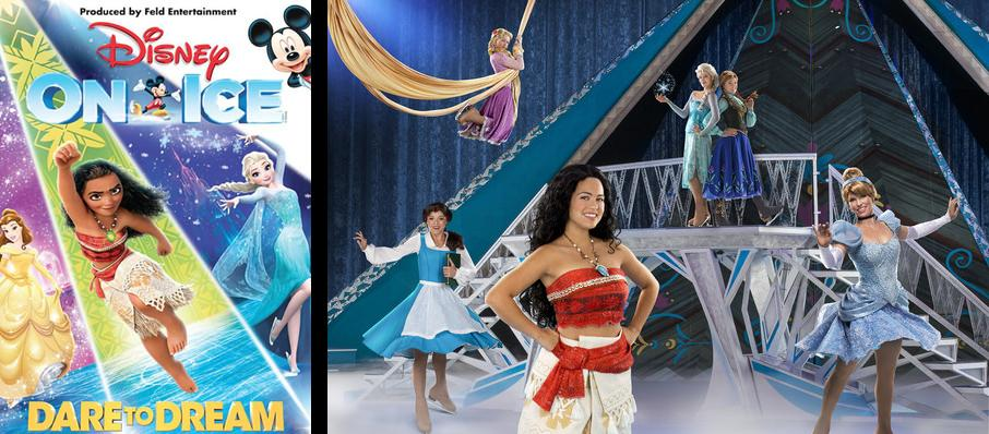 Disney On Ice: Dare To Dream at Pepsi Center