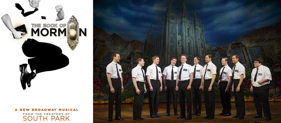 The Book of Mormon at Ellie Caulkins Opera House