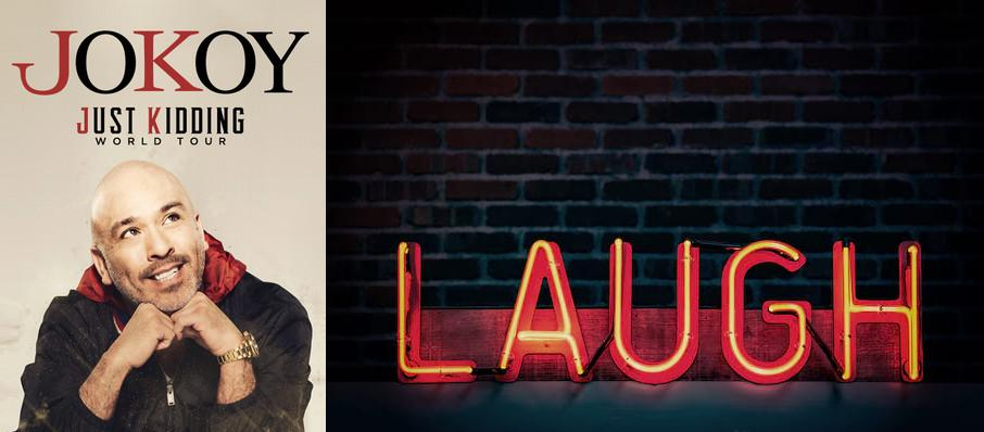 Jo Koy at Bellco Theatre
