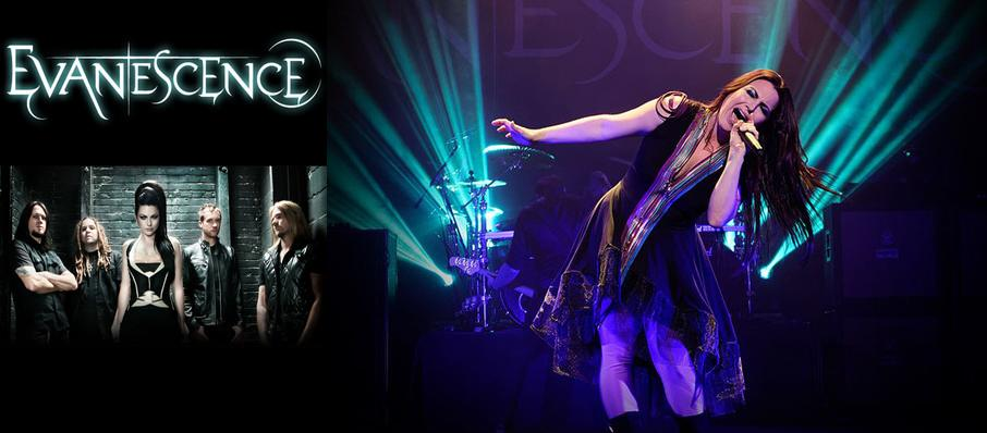 Evanescence at Paramount Theater