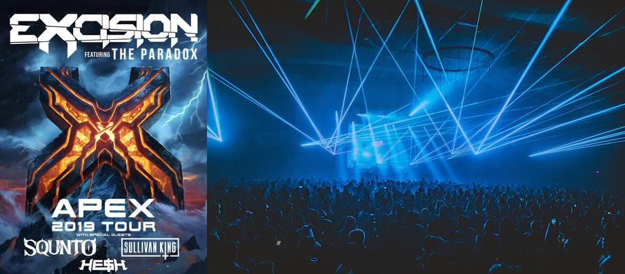 Excision at Red Rocks Amphitheatre