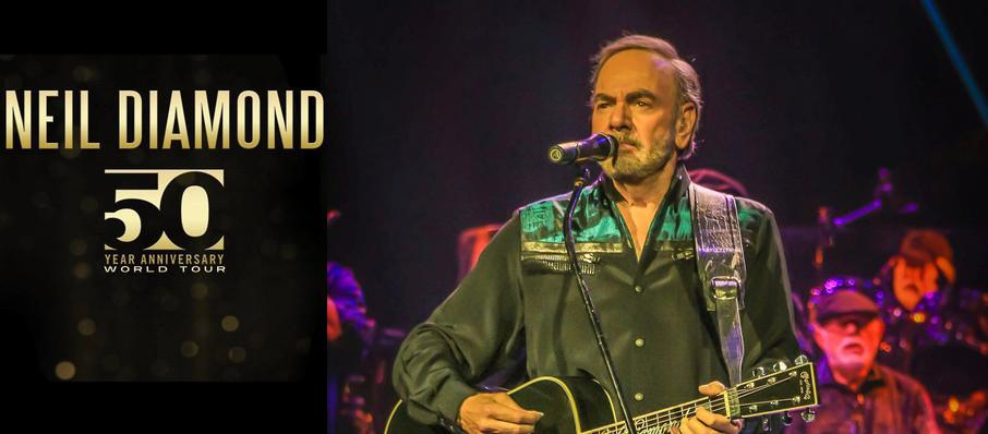 Neil Diamond at Pepsi Center