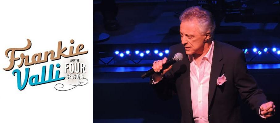 Frankie Valli & The Four Seasons at Paramount Theater