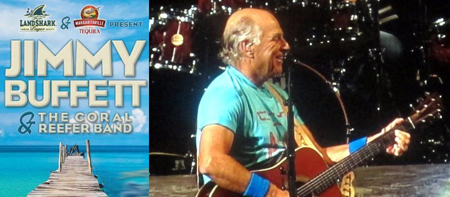 Jimmy Buffett at Red Rocks Amphitheatre