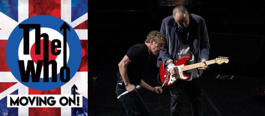 The Who at Pepsi Center
