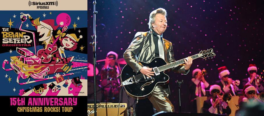 Brian Setzer Orchestra: Christmas Rocks at Paramount Theater