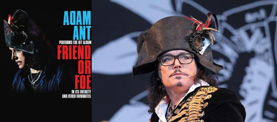 Adam Ant at Paramount Theater