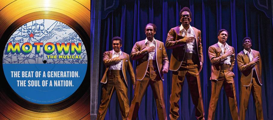 Motown - The Musical at Buell Theater