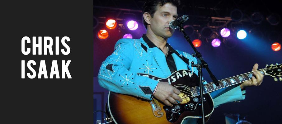 Chris Isaak at Boulder Theater