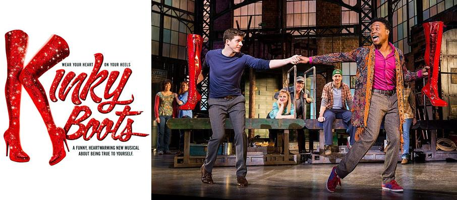 Kinky Boots at Buell Theater