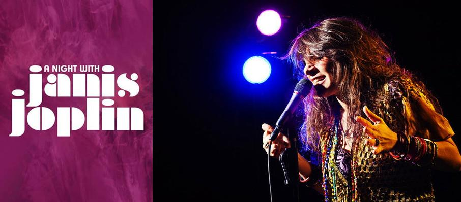 A Night with Janis Joplin at Paramount Theater