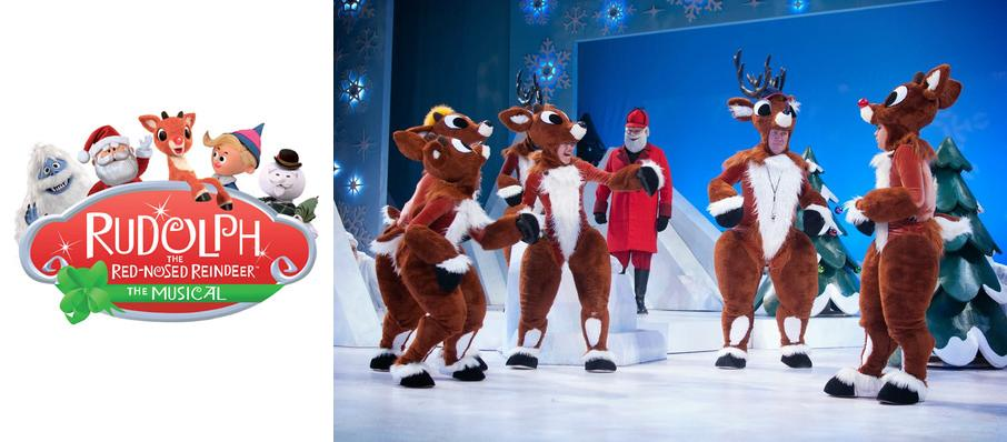 Rudolph the Red-Nosed Reindeer at Union Colony Civic Theater