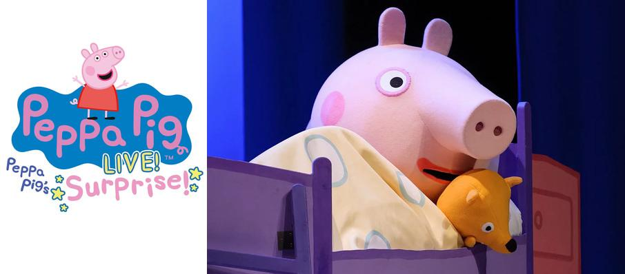 Peppa Pig's Big Splash at Paramount Theater