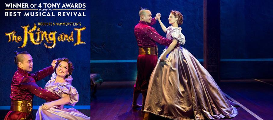 Rodgers & Hammerstein's The King and I at Buell Theater