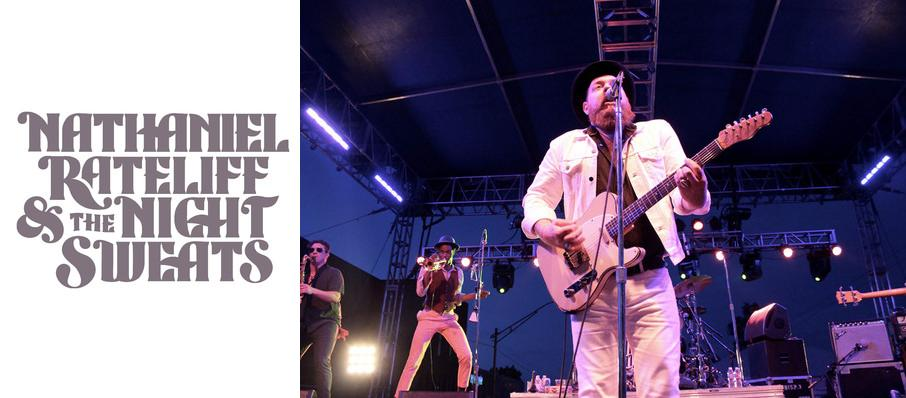 Nathaniel Rateliff and The Night Sweats at 1stBank Center