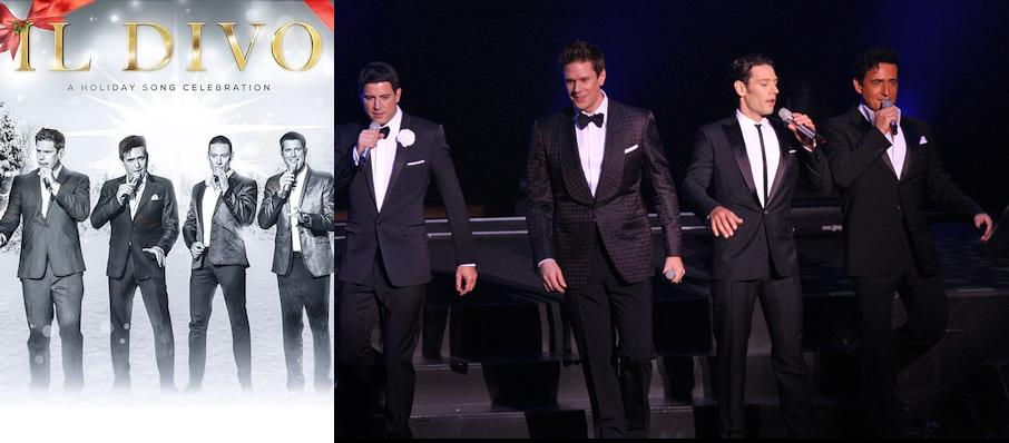 Il Divo at Bellco Theatre