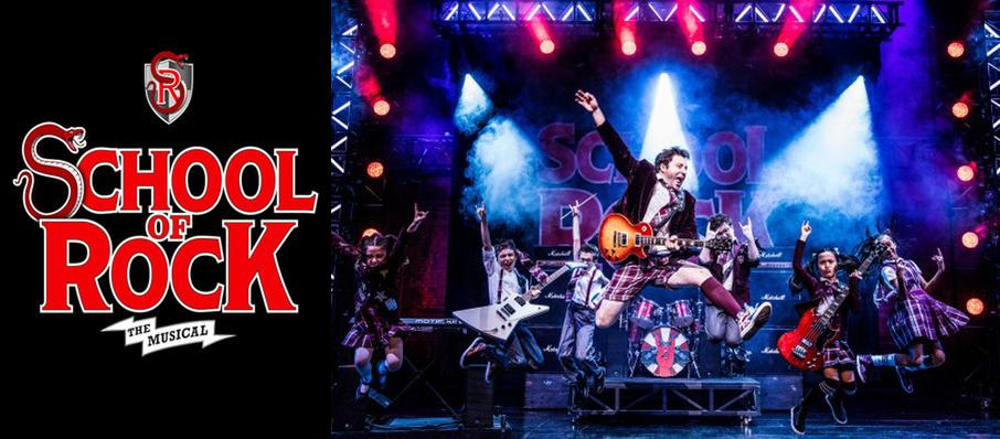 School of Rock at Buell Theater