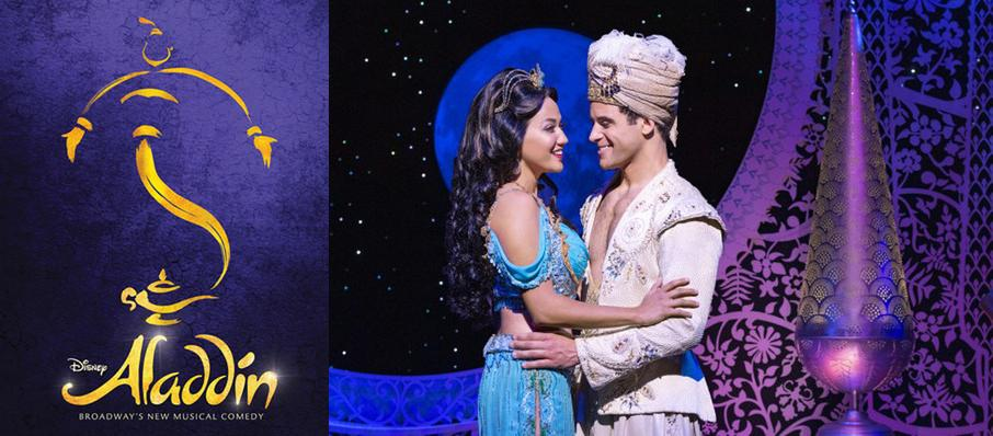 Aladdin at Buell Theater