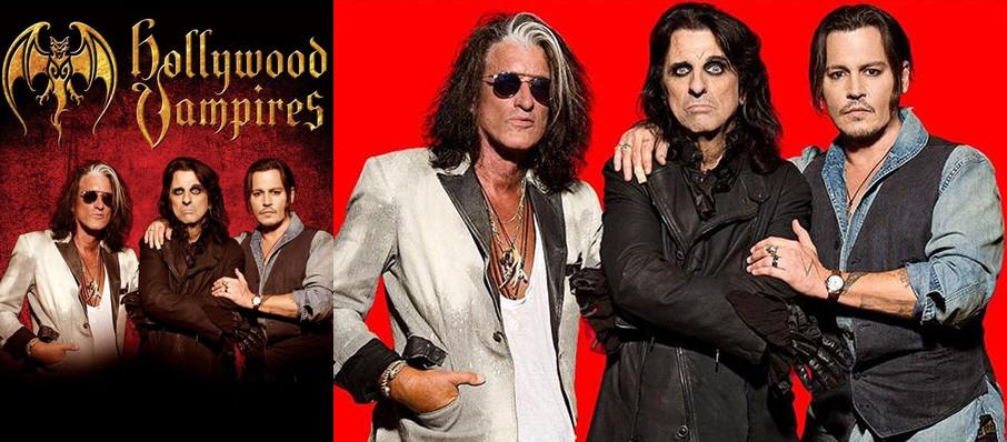 The Hollywood Vampires at Fillmore Auditorium