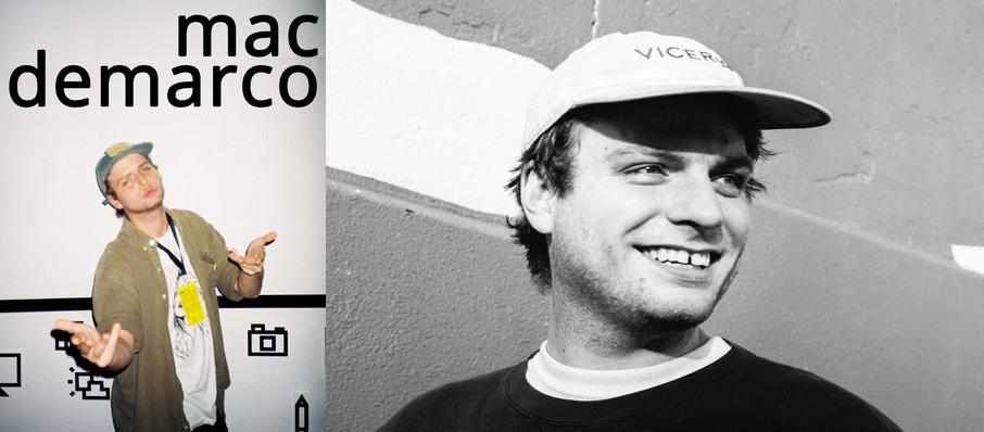 Mac DeMarco at Red Rocks Amphitheatre