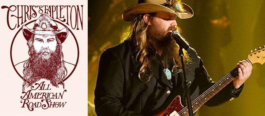Chris Stapleton at Pepsi Center