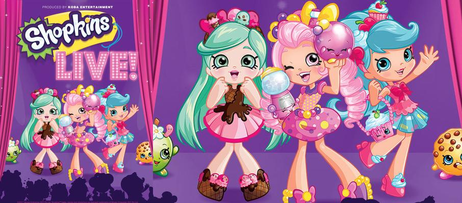 Shopkins Live at Paramount Theater