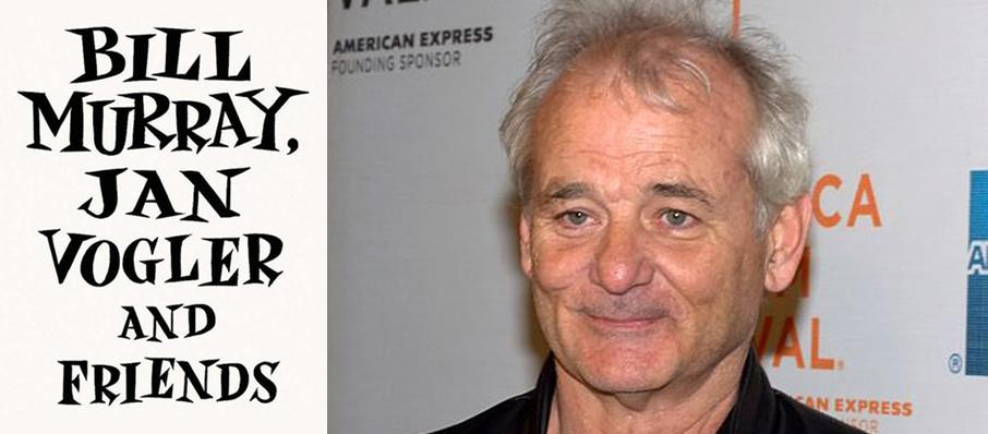 Bill Murray, Jan Vogler and Friends at Bellco Theatre