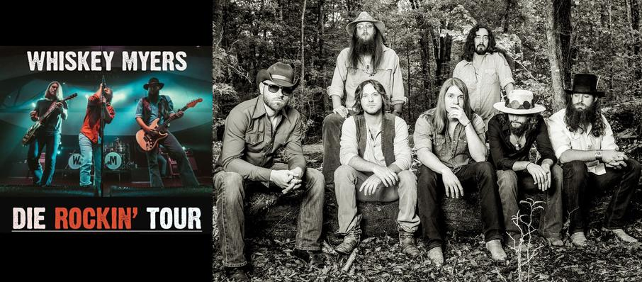 Whiskey Myers at Ogden Theater