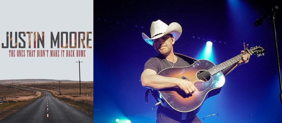 Justin Moore at 1stBank Center