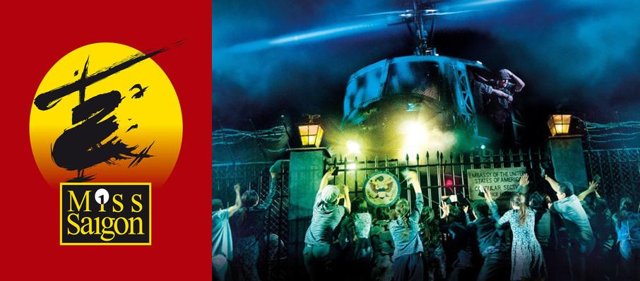 Miss Saigon at Buell Theater