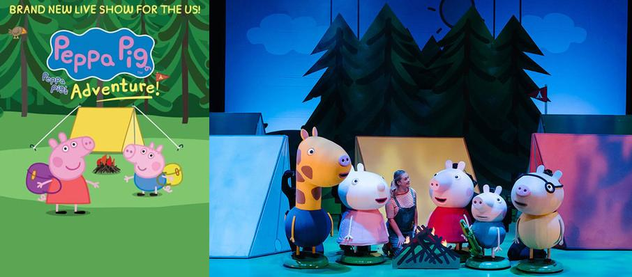 Peppa Pig Live at Paramount Theater