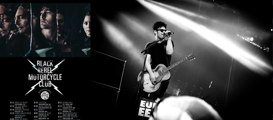 Black Rebel Motorcycle Club at Ogden Theater