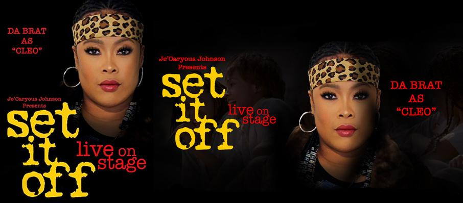 Je'Caryous Johnson's Set It Off at Summit Music Hall